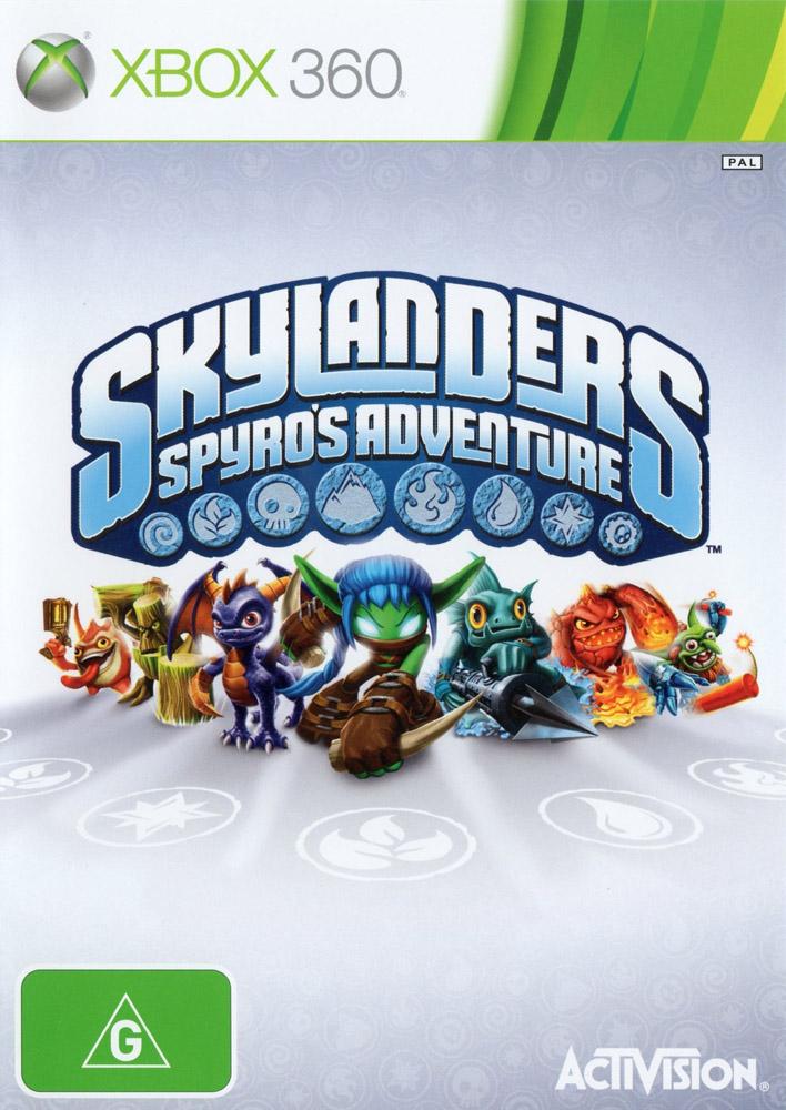 Skylanders Spyro's Adventure - front.jpg