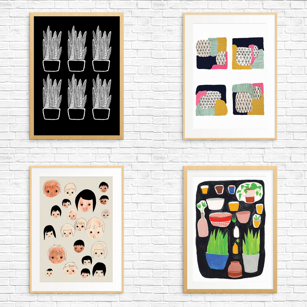 Sarah Golden Prints
