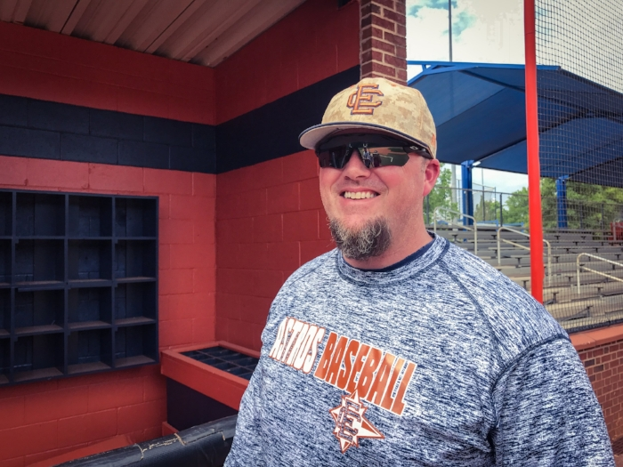Jamie Crane, Director of Baseball Operations at East Cobb Baseball Complex