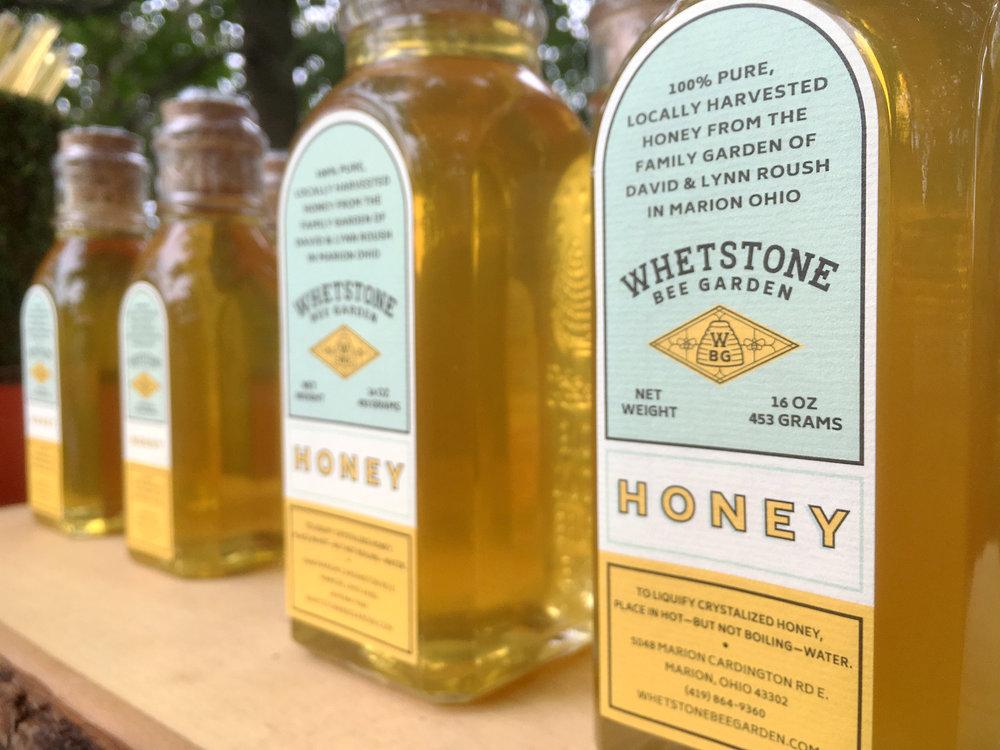 Whetstone Bee Garden - Introducing a small apiaryto big markets