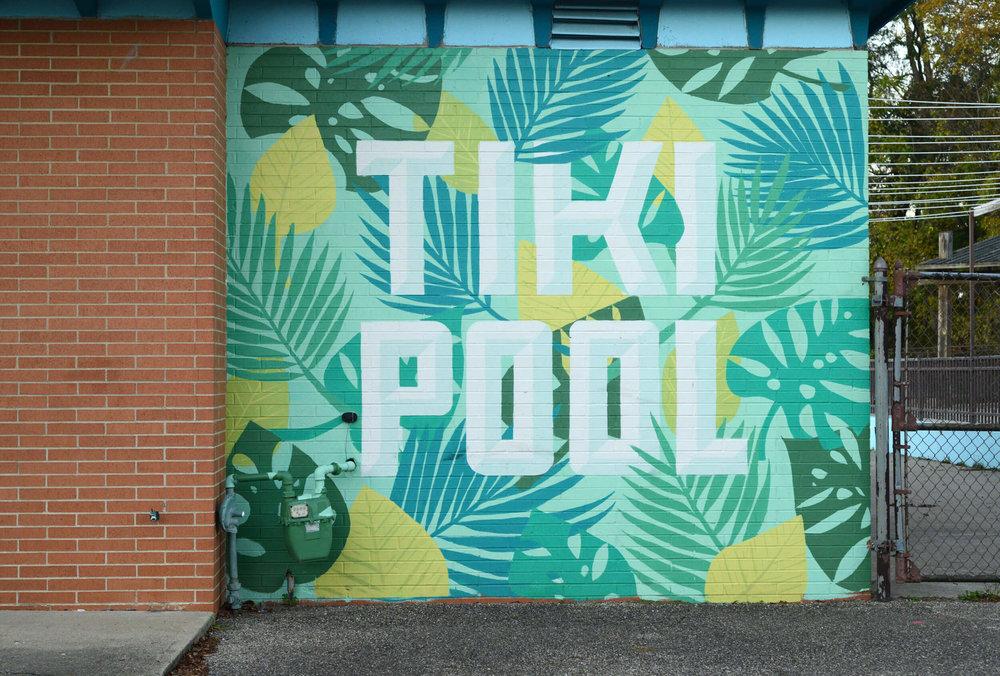 remo remo design remo remoquillo tiki pool lancaster mural logo