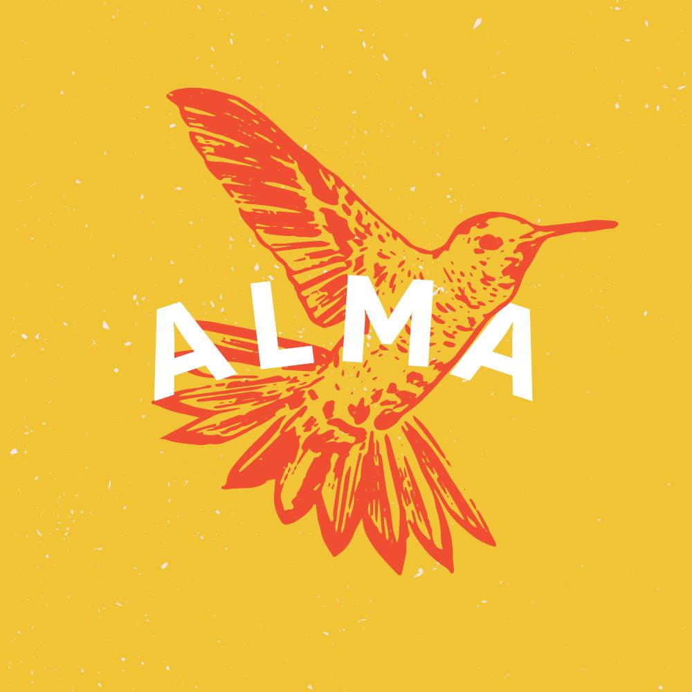 remo remo design remo remoquillo alma food truck brand logo