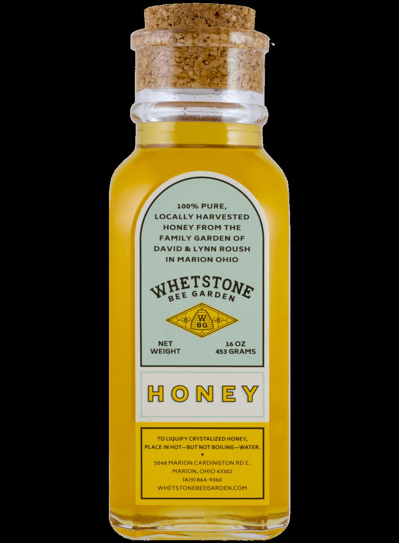 Whetstone Bee Garden  / Rebrand