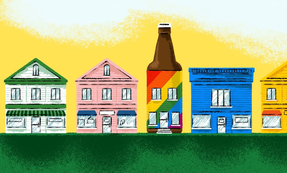 Pride, Politics, and Pints at Provincetown's First Brewery