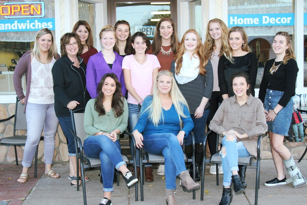Mixed Company staff