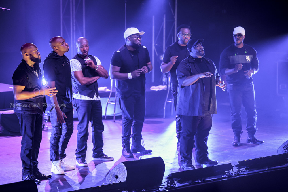 Naturally 7 // Thebarton Theatre 2015