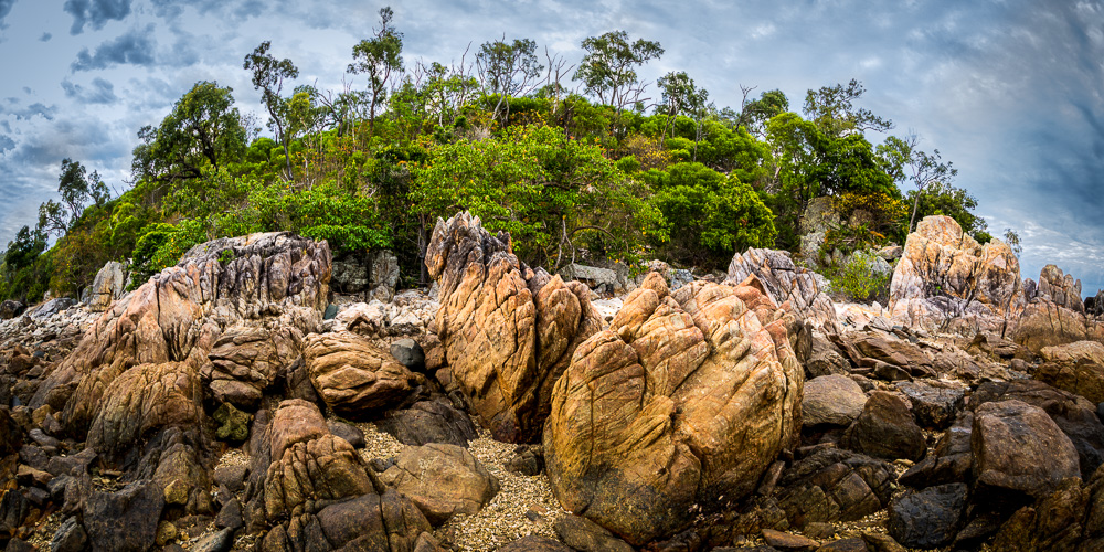 Headland, Orpheus Island (c) Michael Smyth 2016