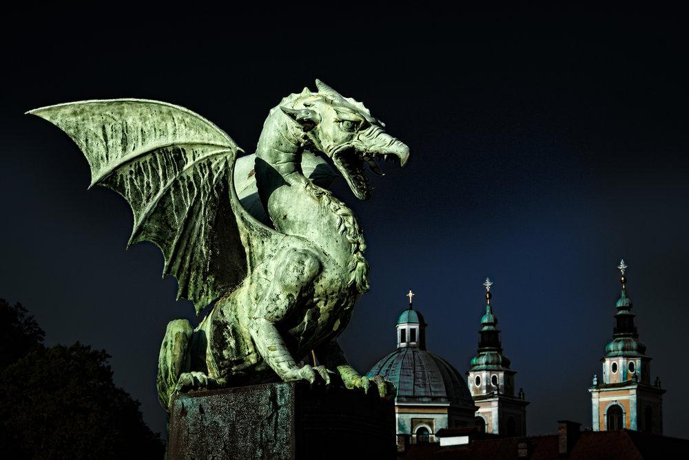 Dragon City - Ljubljana, Slovenia