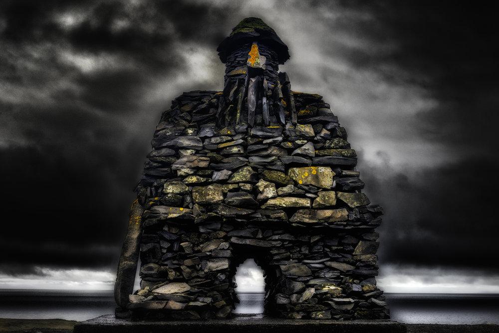 Troll - Iceland (c) Michael Smyth 2018