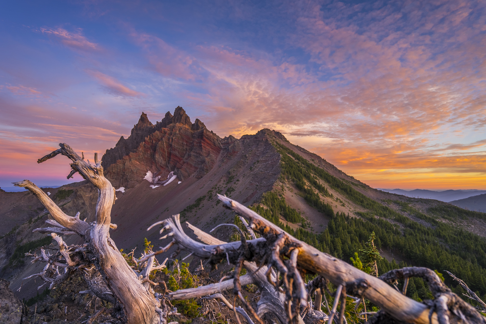 Three Fingered Jack 4th of July 2015, Oregon