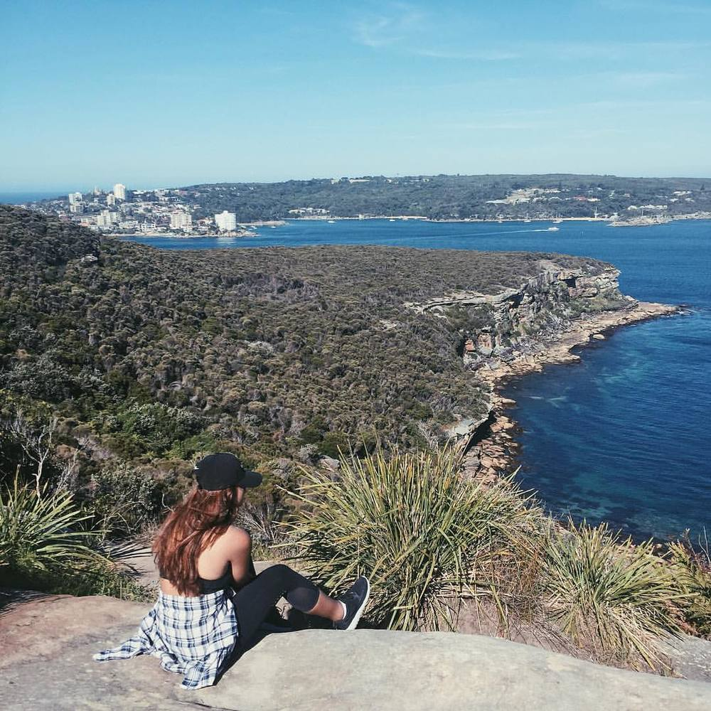Crater Cove Lookout, New South Wales