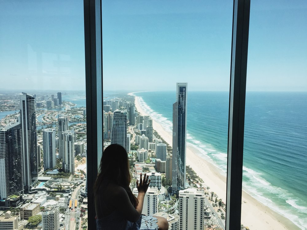 Q1 Skypoint Observation Deck, Gold Coast