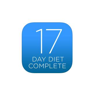 17 day diet app