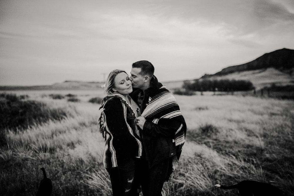 Veronica + Devan - Cascade, MT