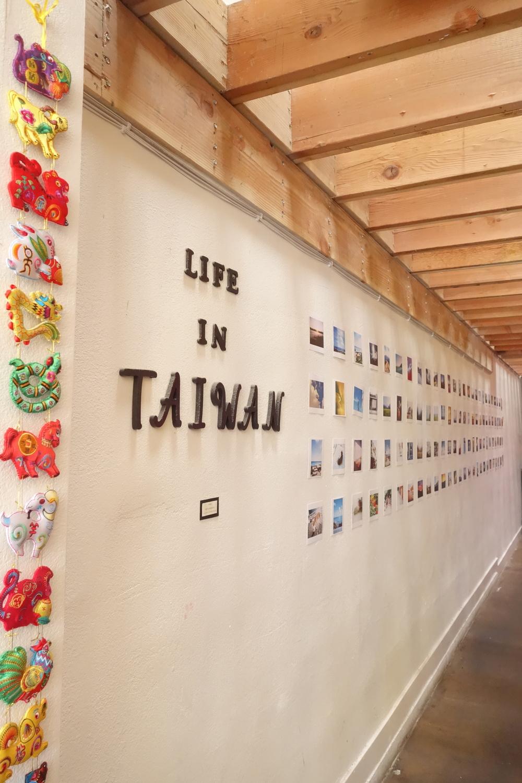Inside Taiwan Bento in Oakland, CA.