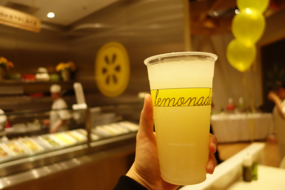 Old Fashioned Lemonade