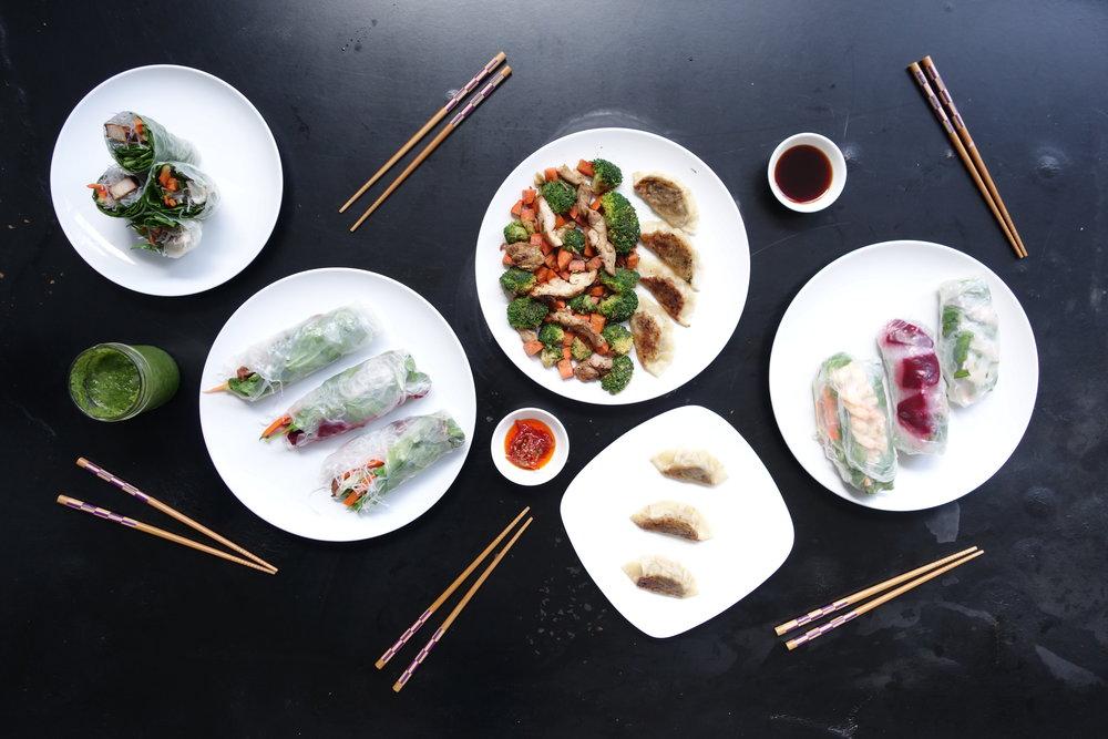 Homemade Asian Fusion Food by @KekaoFusion