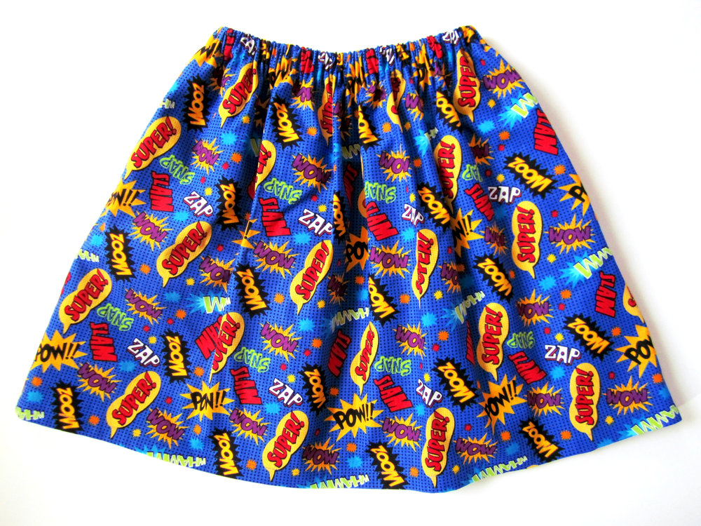 Girls Geeky Skirt