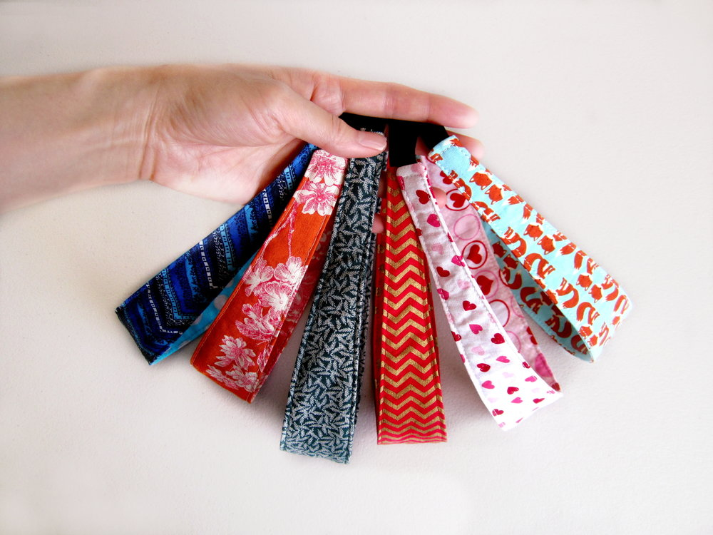 Assorted Headbands With Fun Prints