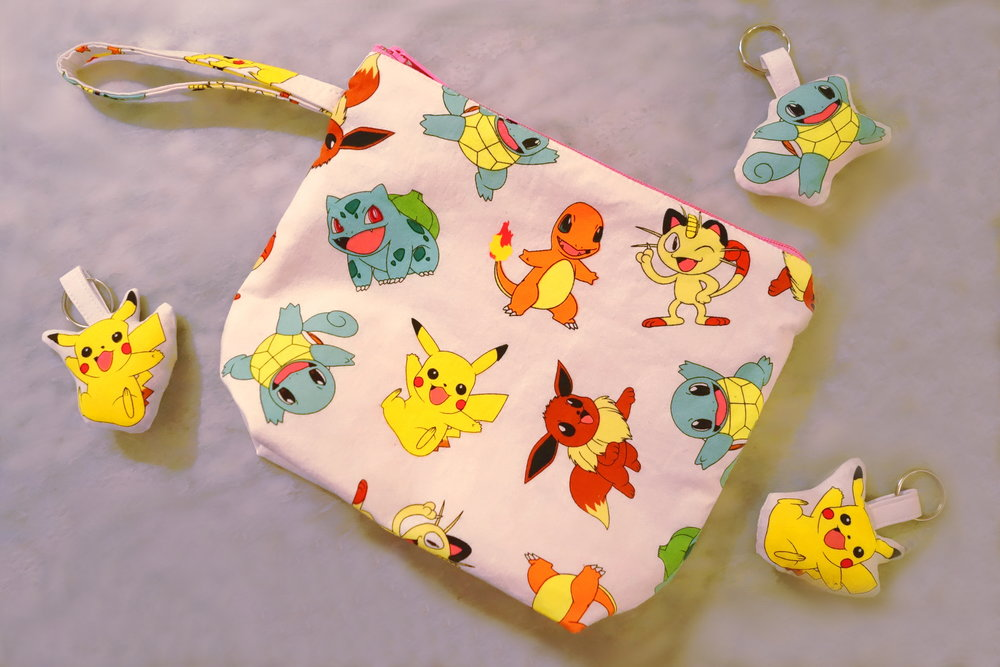 Pokemon Bag by BYMUN