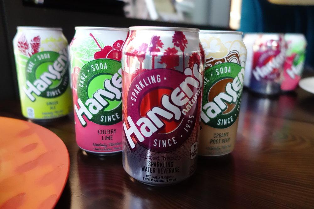 Hansen's Natural Sodas