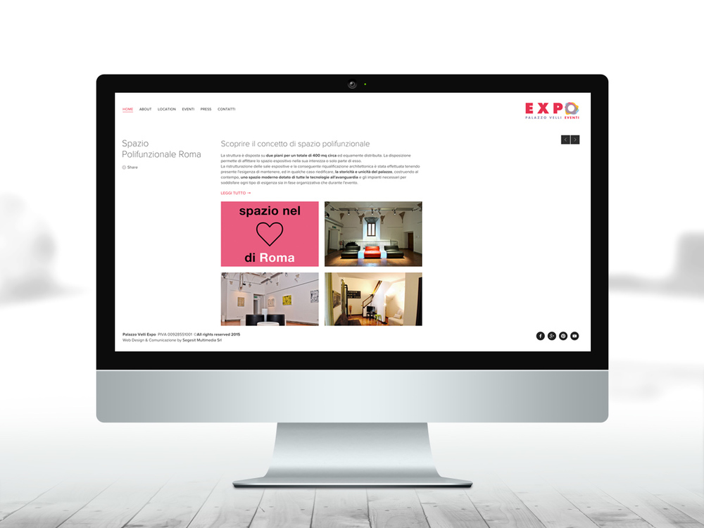 Creazione sito responsive