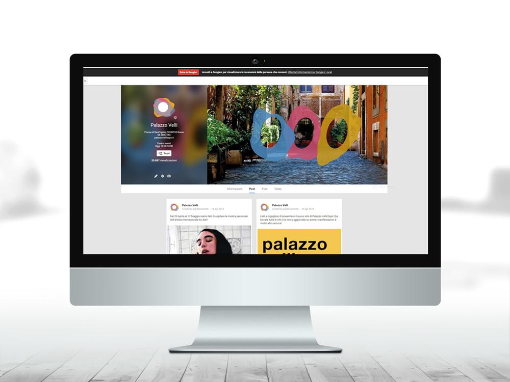 Gestione profilo Google Plus