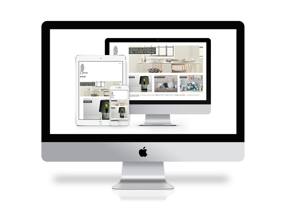 Showcase sito responsive