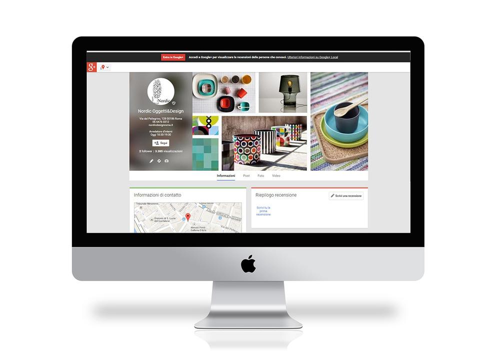 Creazione profilo Google +