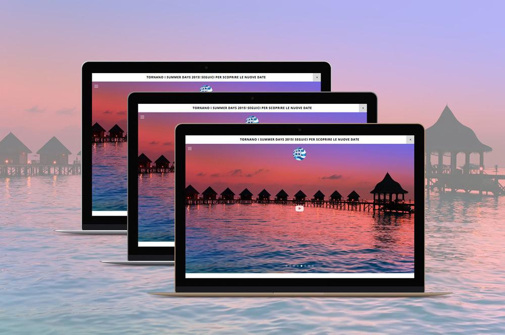 Creazione promo landing page