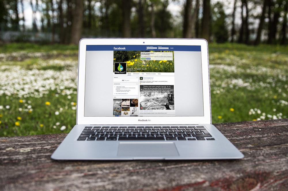 Creazione pagina Facebook