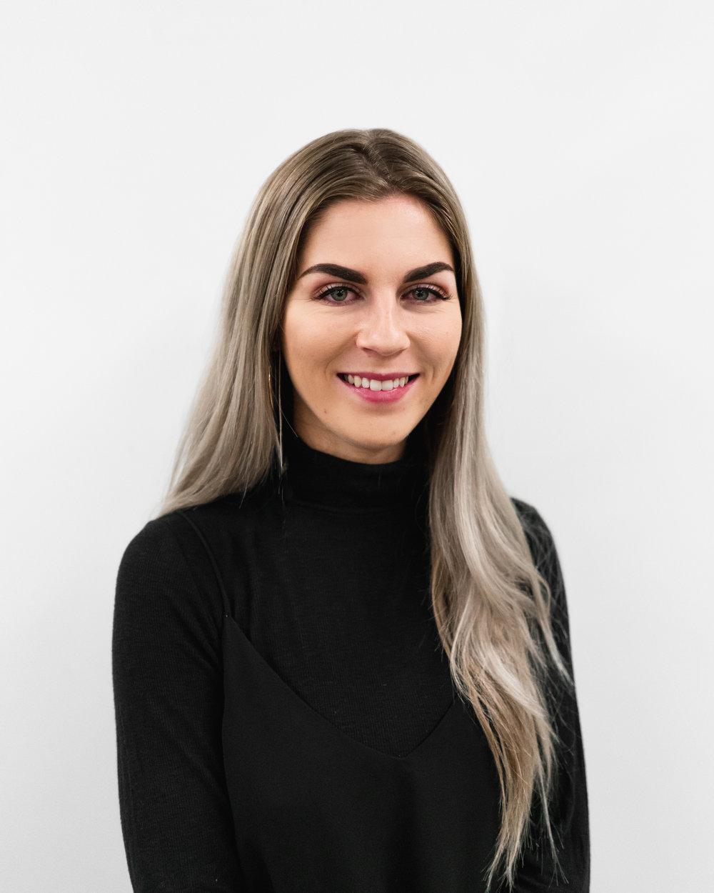 STEPHANIE SWANN - Co Secretary/Treasurer