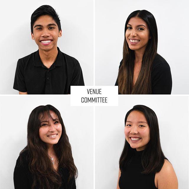 Meet our Venue Committee