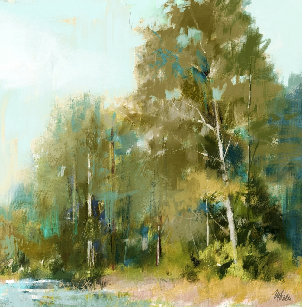 FOREST STREAM final painting-signed-vers 2.jpg