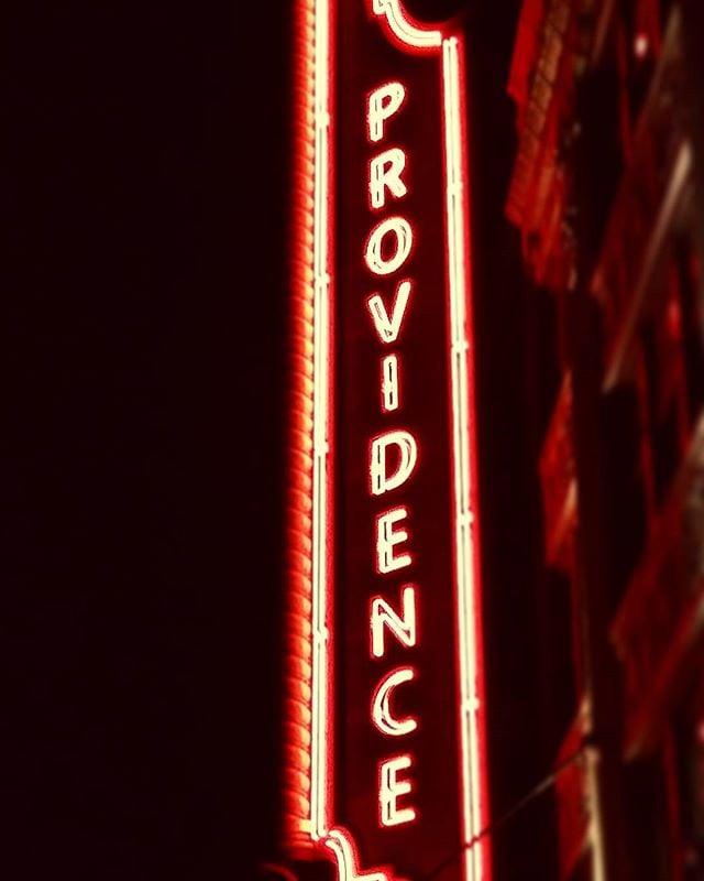 Such a wonderful night roaming #providence #rhodeisland