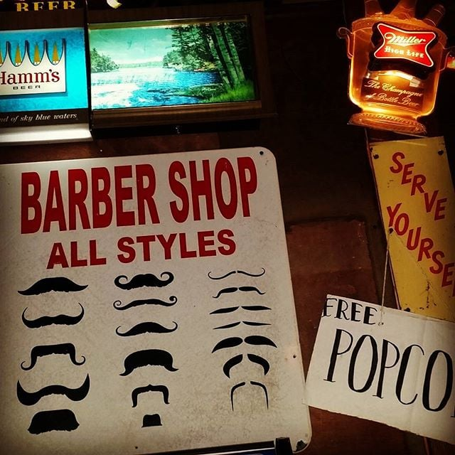 Which one should Brance grow? #serveyourself #moustache #style #brooklyn