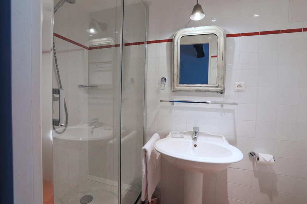 salle de bain Jardin