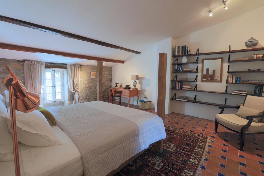 Salagou Schlafzimmer
