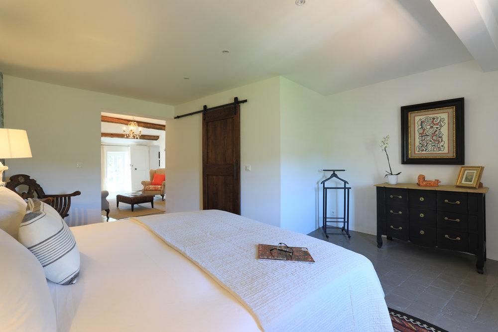Lunas Schlafzimmer