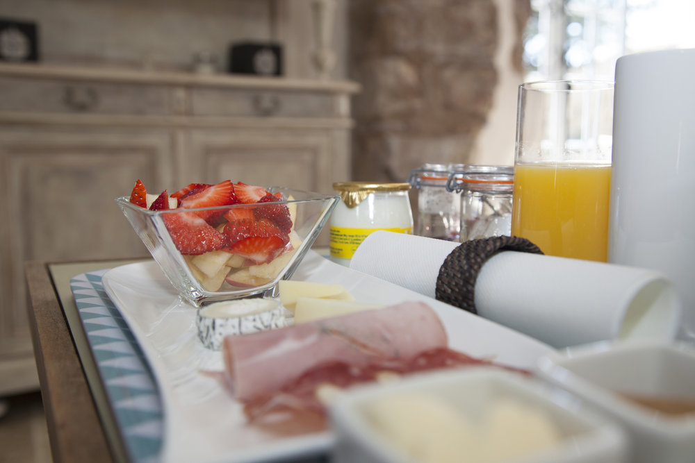 Continental Frühstück