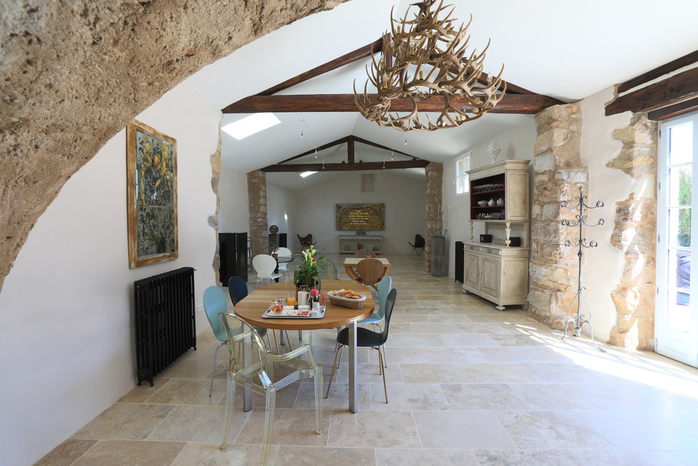 - Chateau d'Olmet18 century character property with enclosed garden and pool area