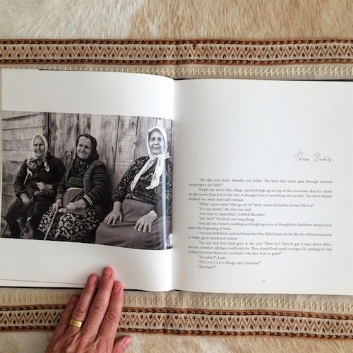More news on Faraway Songs: Words and Images from the Rhodope' by Margi Rousseva is coming soon.