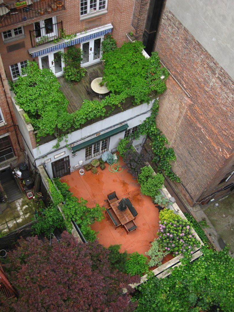 Boston Garden Design
