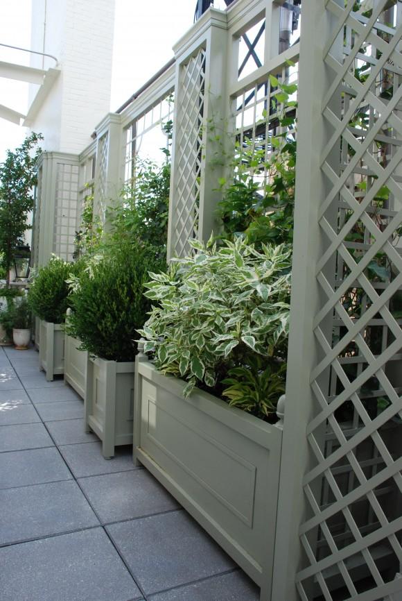 Urban garden design rouvalis flowers boston flower for French balcony definition