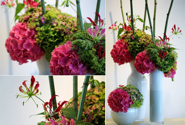 Hotel Floral Programs
