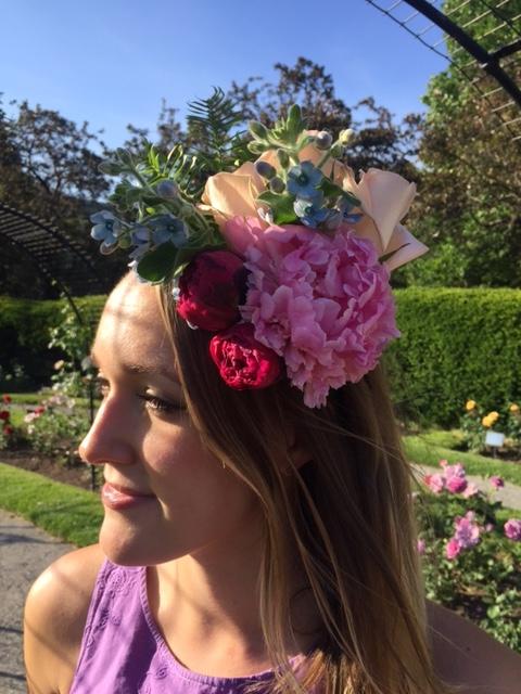 Boston Rose Garden Party