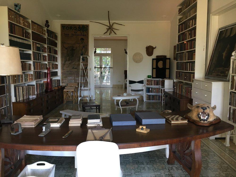 Ernest Hemingway'sHouse