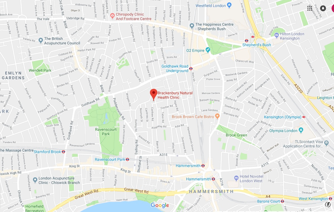 Location Hammersmith West London Dpmtherapy Com
