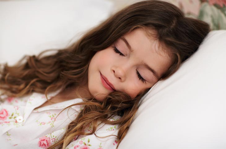 how to help children sleep later
