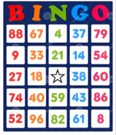 bingo schedule yorktown jewish center